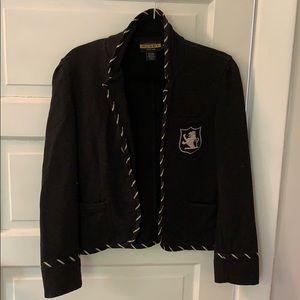 Ralph Lauren Rugby sweatshirt blazer